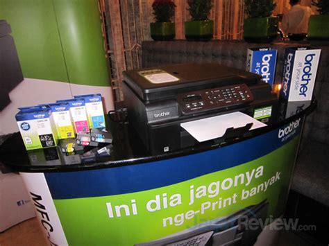 Printer J100 Terbaru usung hemat dan handal luncurkan tiga printer