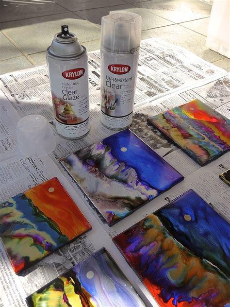 alcohol inks ideas  pinterest mug art