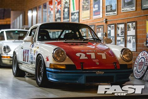 magnus walker porsche collection outlaw the magnus walker collection fast car