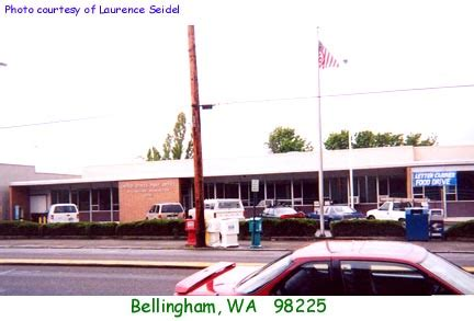 Post Office Bellingham by Washington Post Offices