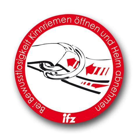 Helm Aufkleber Ersthelfer by Helmaufkleber H2 Institut F 252 R Zweiradsicherheit