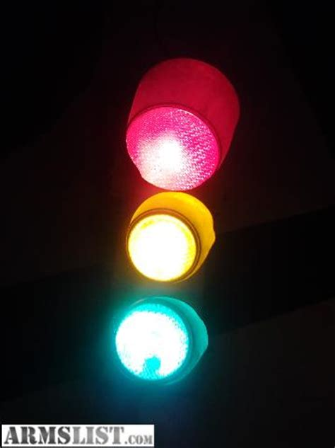 Traffic Light For Sale by Armslist For Sale Trade Traffic Light