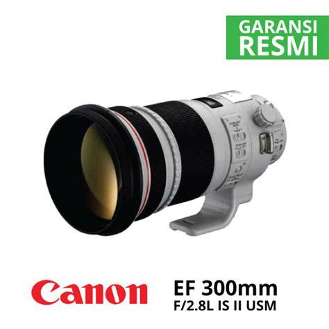 Canon Ef 300mm F 2 8l Is Ii Usm canon ef 300mm f 2 8l is ii usm harga dan spesifikasi