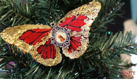 butterfly ornaments quintessentially gilded butterfly ornaments