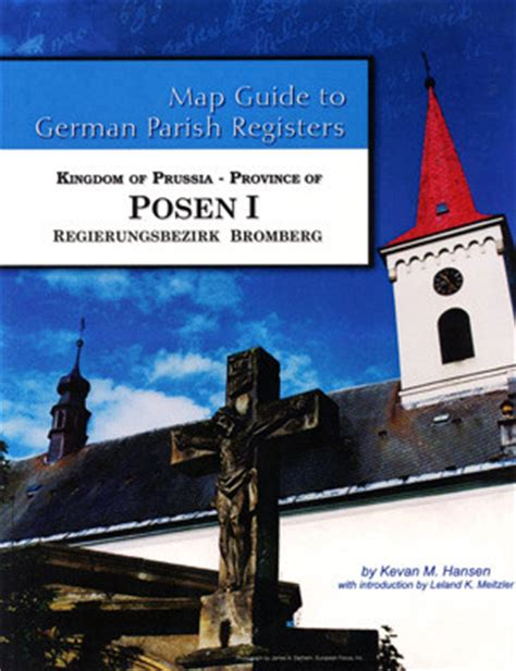 Posen Germany Birth Records Posen I Map Guide To German Parish Registers Now Shipping Genealogyblog