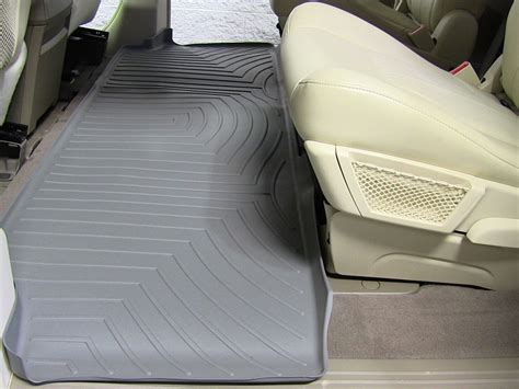 weathertech floor mats for chrysler town and country 2010