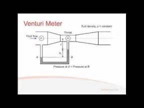 fluid layout adalah fluids lecture 3 1 flow rate measurement youtube