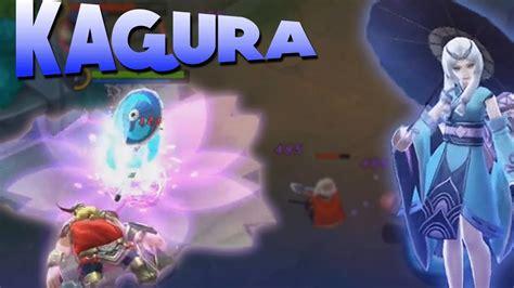 tutorial kagura mobile legends mobile legends kagura gameplay review skills ability
