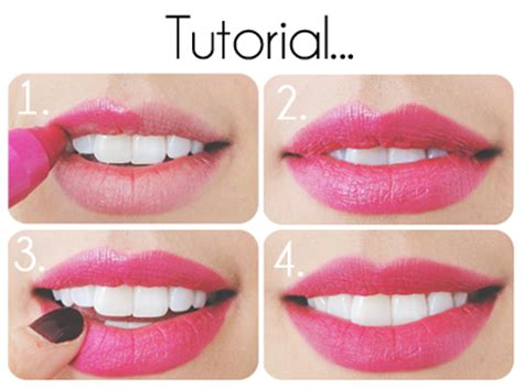 Lipstik Make Matte Tips How To Make Matte Lipstick