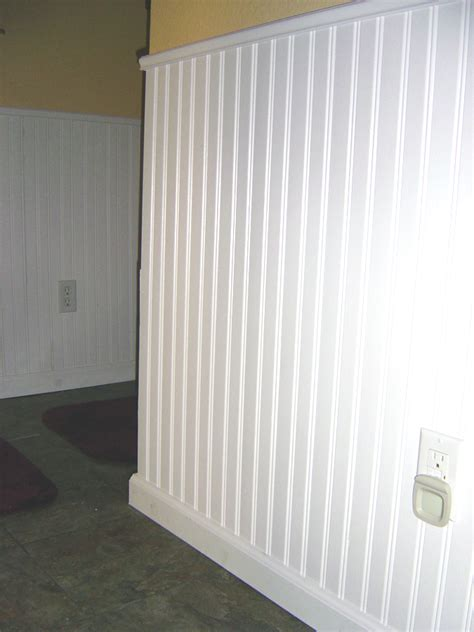 Plastic Wainscoting For Walls Panelling
