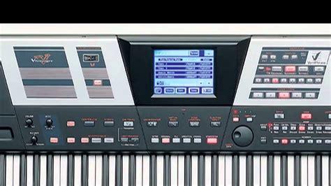 Keyboard Roland Va 3 roland va 7 best of demo