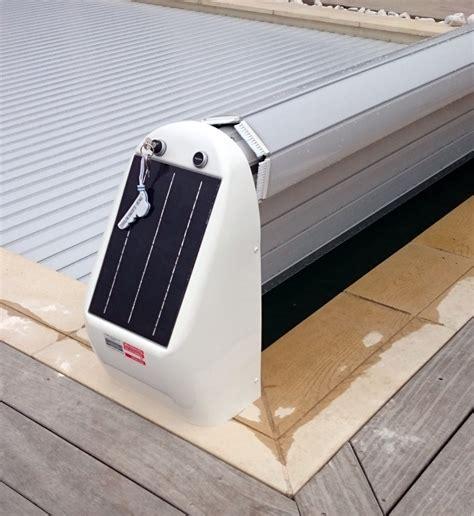 couverture solaire de piscine volet de piscine hors sol