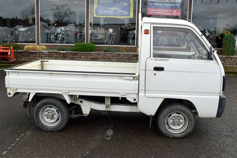 suzuki carry truck behold the kei mini cervan crankshaft culture