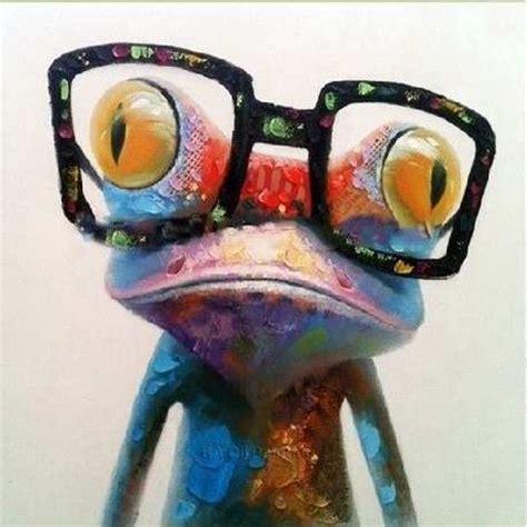 imagenes abstractas de animales cuadros modernos animales oleos abstractos pop art s