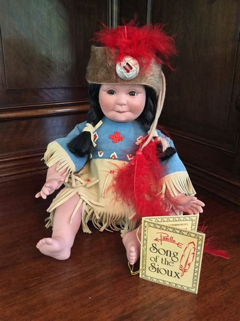 porcelain doll song song of the sioux porcelain doll by perillo