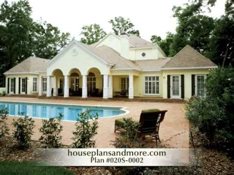 southern luxury house plans southern plantation homes video 1 house plans and more