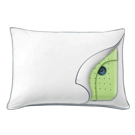 soft sound speaker pillow at brookstone buy now