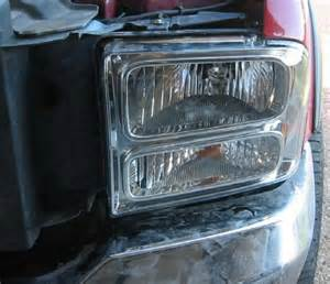 2005 ford f250 f350 superduty headlight conversion kit for