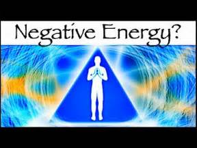 how to find negative energy at home search