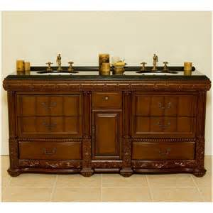Vanities In Stockton Stockton 72 Quot Traditional Sink Bathroom Vanity