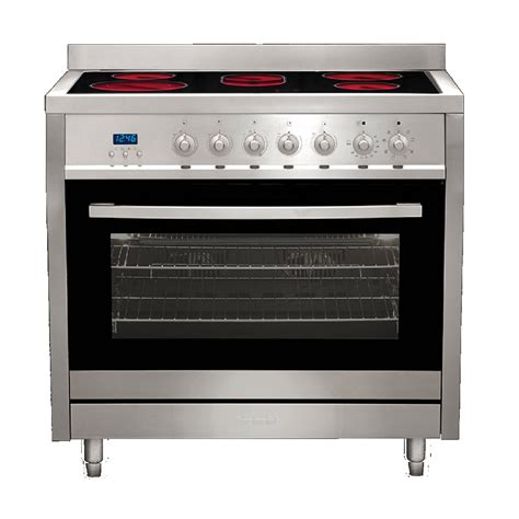 Oven Freestanding euromaid cs9ts freestanding electric oven stove home