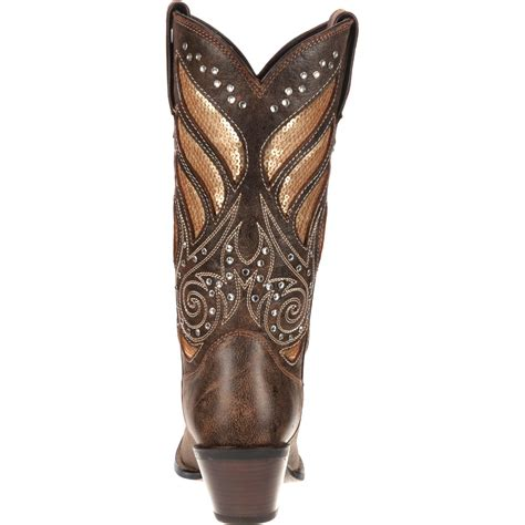 crush by durango s bling western boot rd003