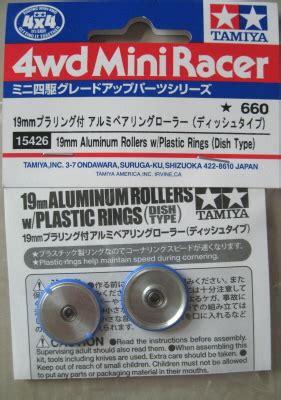 Part Tamiya Roller Teflon Kosong tamiya toko mini 4wd kit sparepart page 15