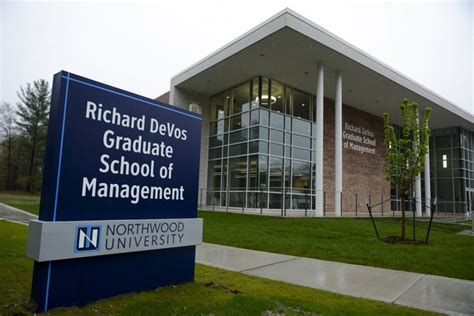 Richard Devos Graduate School Of Management Mba 10 things to about northwood s new devos