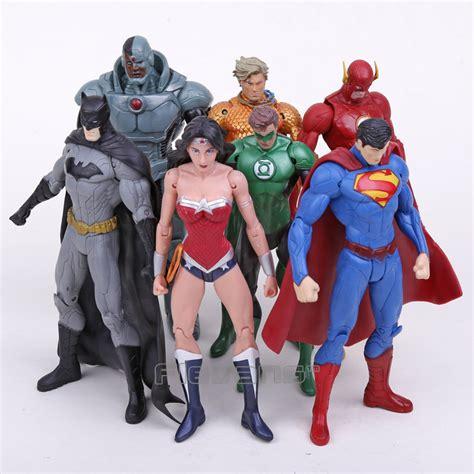Figure Dc Justice League Set Supermanbatmandll 7 Pcs buy wholesale flash from china flash wholesalers aliexpress