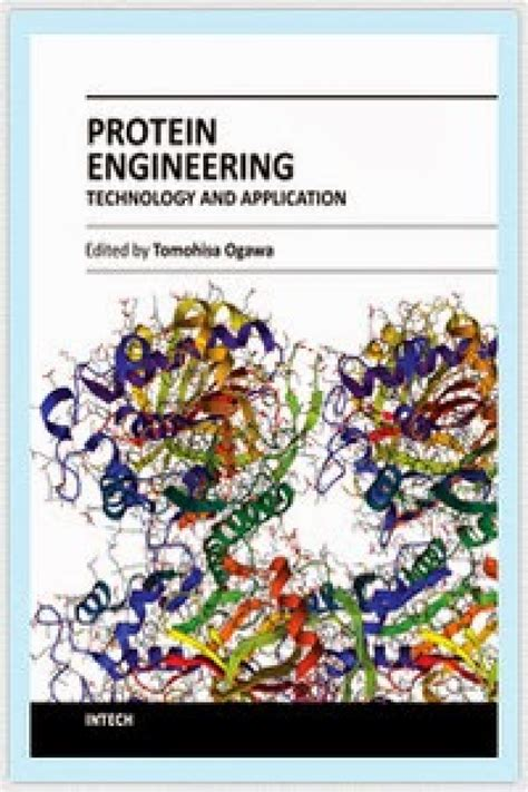 protein engineering protein engineering technology and application