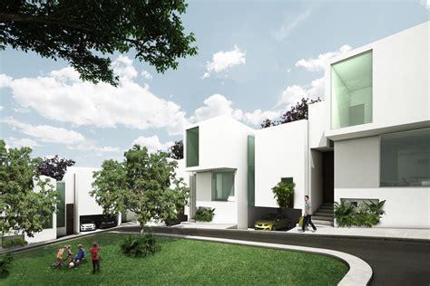 community housing lomas verdes housing community mexico city housing e architect