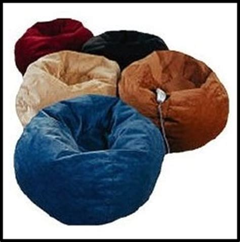 Types Of Bean Bag Chairs by Diy Bean Bags Bean Bag Patterns Make Yours Today