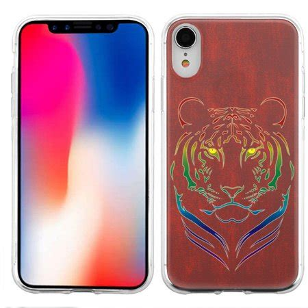 for apple iphone xr onetoughshield 174 scratch resistant slim fit tpu protective phone