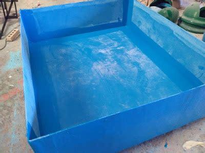 Jual Kolam Terpal Dan Rangka Di Jakarta jual bak kolam ikan fiber harga murah johan fibreglass