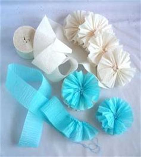 Things To Make Out Of Crepe Paper - flores en tela de tul y chiffon accesorio o decoracion