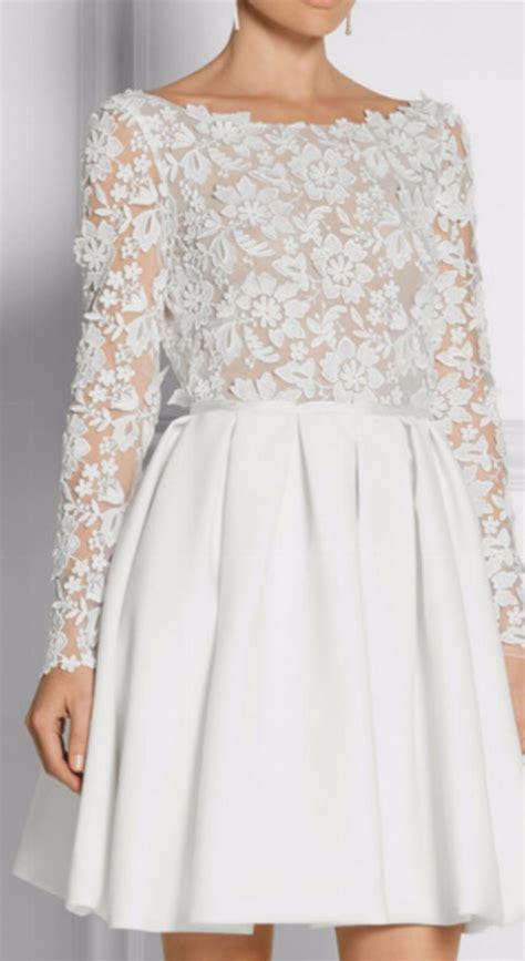 Dress Import Second 41 rime arodaky clover dress second wedding dress on sale 51