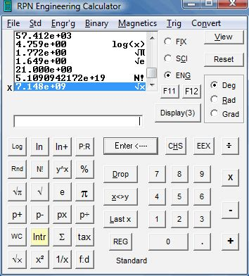 best rpn calculator automotive engineering free software downloads and reviews