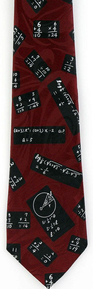 education themed neckties 16 best images about math themed ties on pinterest
