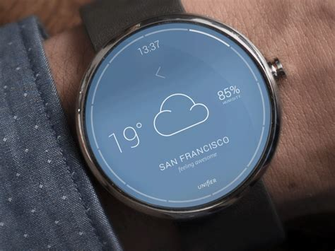 design app smartwatch 10 moto 360 smartwatch app concepts you need to see
