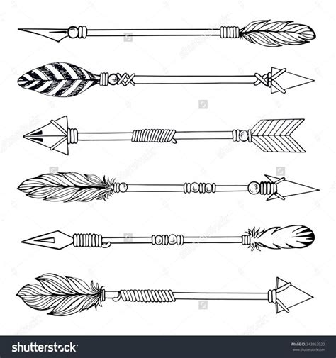 indian arrow tattoo best 25 indian arrow ideas on