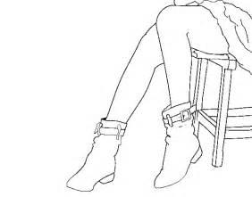 disegno gambe giovani da colorare acolore