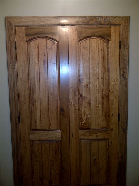 Custom Closet Door Custom Carpentry