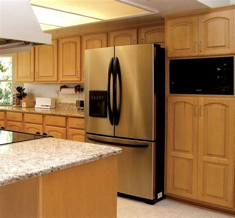 Cabinet Refacing Cost for New Fresh Home Kitchen   Amaza