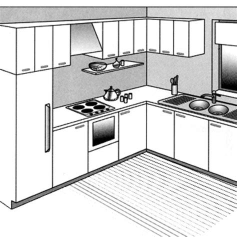 plans de cuisines 12 plans pour une cuisine ouverte c 244 t 233 maison