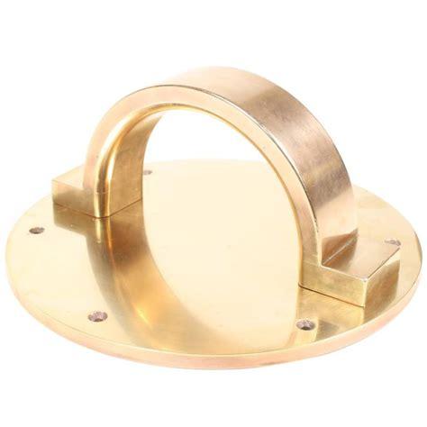 front door pulls front door pull in solid brass for sale at 1stdibs