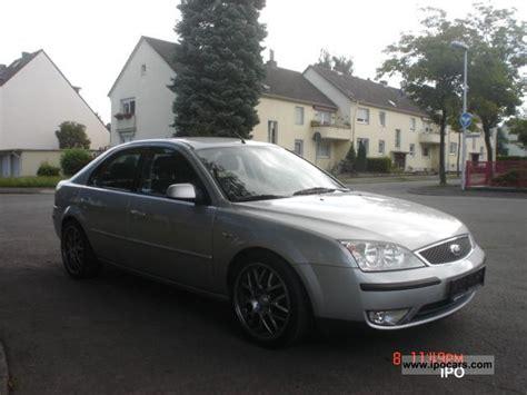 santander bank siegburg 2003 ford mondeo 2 0 tdci car photo and specs