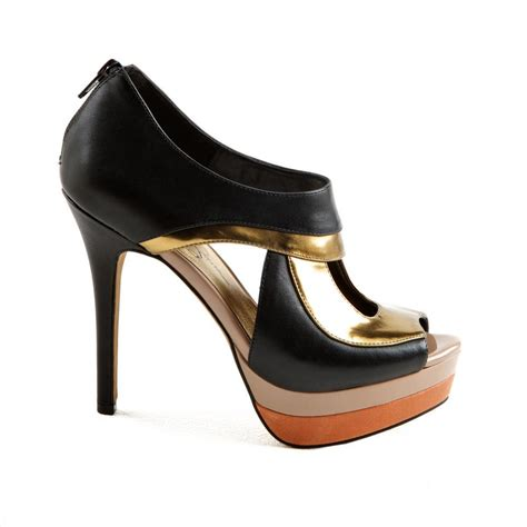 bronze high heels evannan high heels in gold black bronze