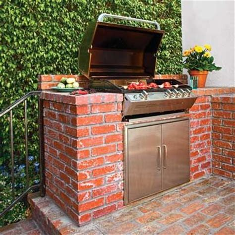 how to build a backyard grill with deck and patio a backyard fully built for family