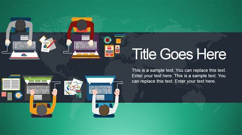 office suite templates global office suite powerpoint template slidemodel