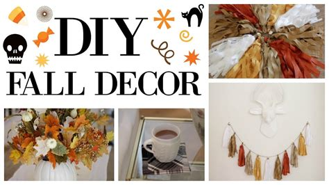 Diy Fall Home Decor Diy Fall Home Decor Blair Fowler Howto Do It Yourself